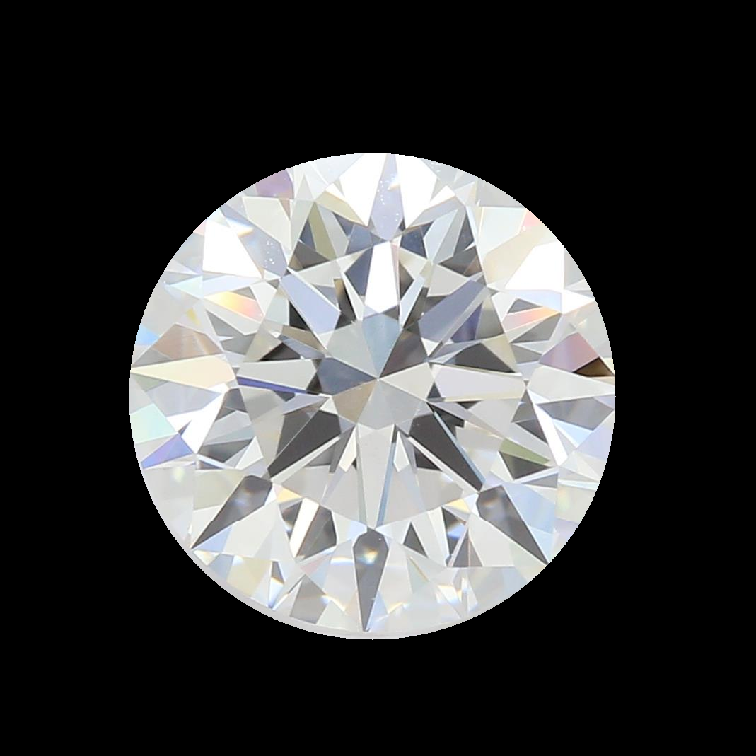 1.70 ct Round Lab Grown Diamond