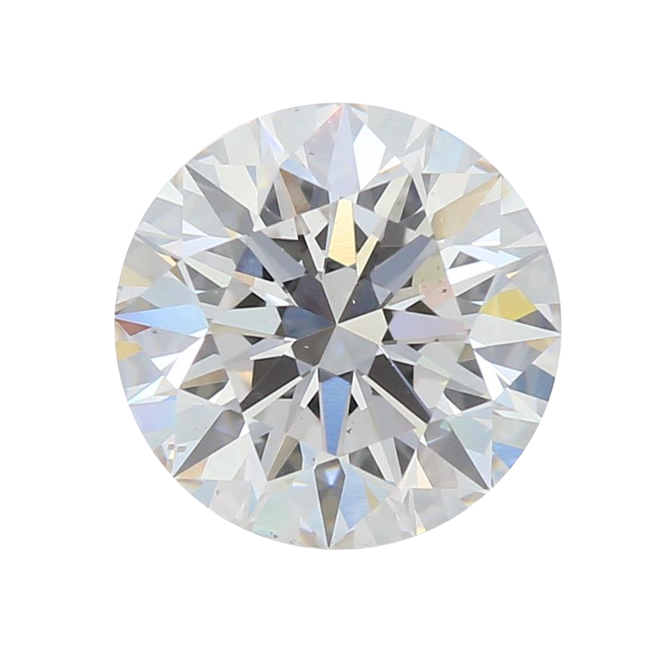 1.23 ct Round Lab Grown Diamond