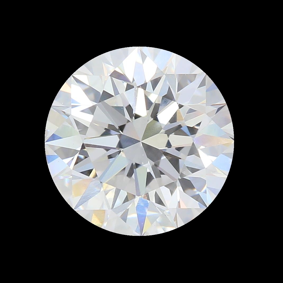 1.80 ct Round Lab Grown Diamond