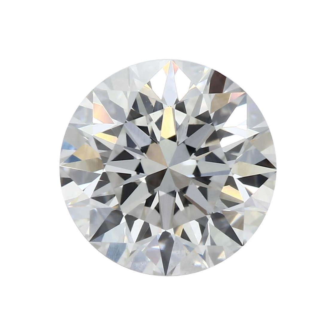 1.85 ct Round Lab Grown Diamond