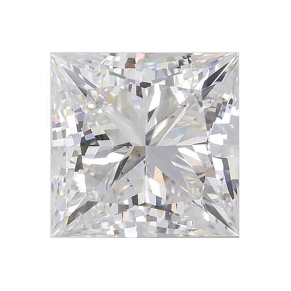 2.20 ct Princess Lab Grown Diamond