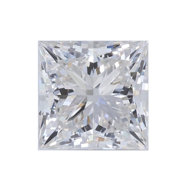 2.01 ct Princess Lab Grown Diamond
