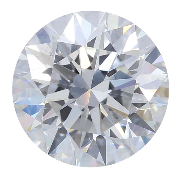 2.11 ct Round Lab Grown Diamond