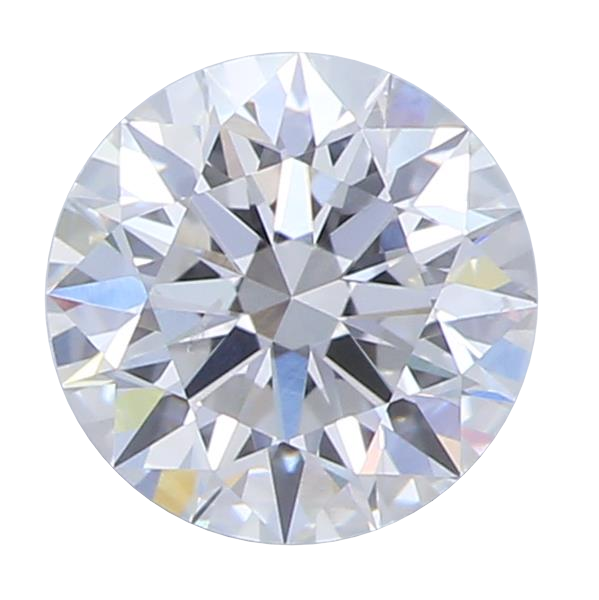 0.78 ct Round Lab Grown Diamond