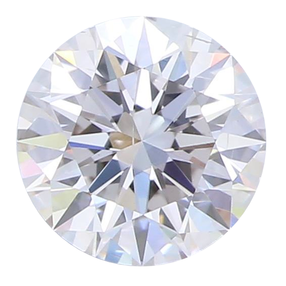 0.67 ct Round Lab Grown Diamond