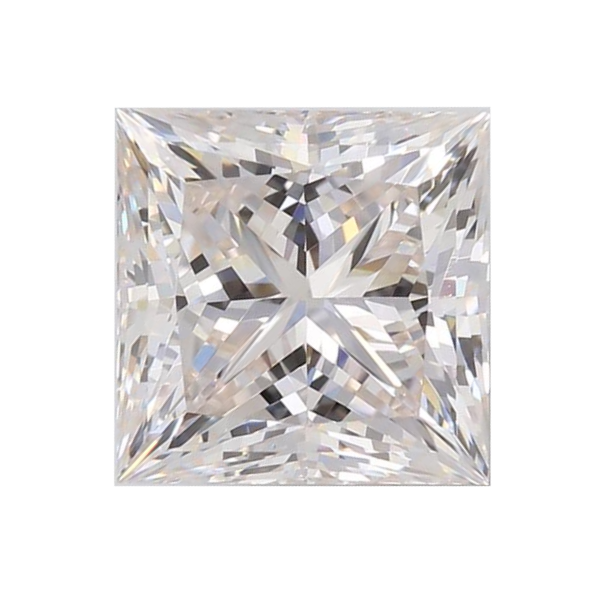 2.03 ct Princess Lab Grown Diamond