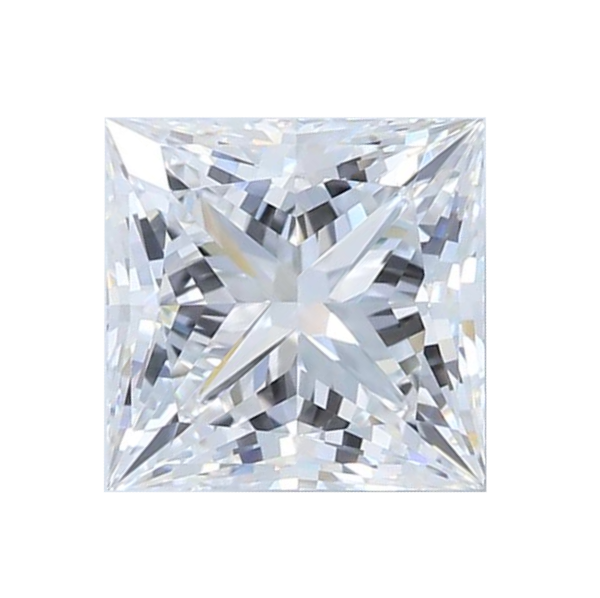 1.13 ct Princess Lab Grown Diamond