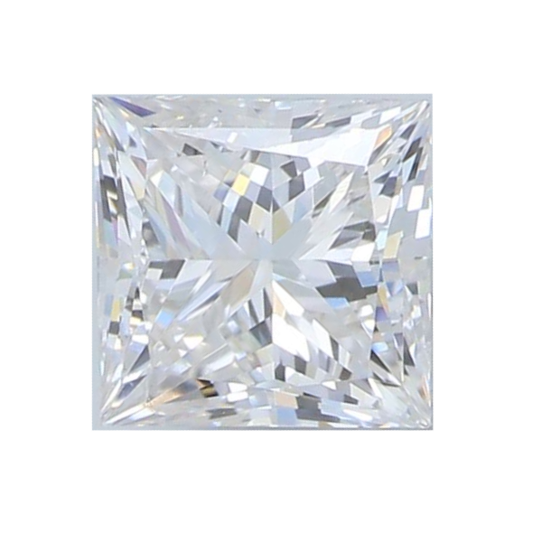 0.90 ct Princess Lab Grown Diamond