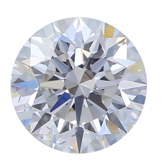 0.61 ct Round Lab Grown Diamond