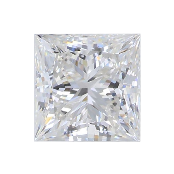 1.63 ct Princess Lab Grown Diamond