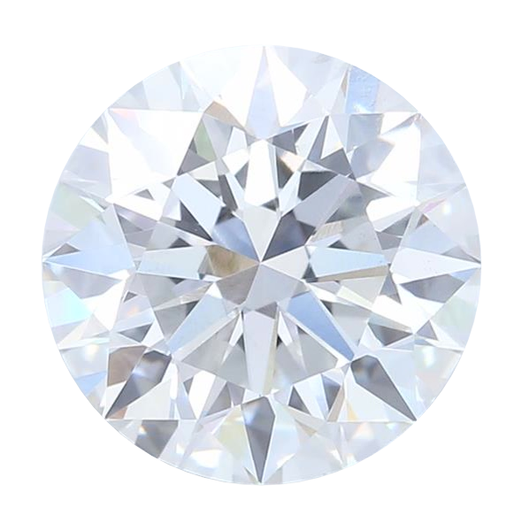 1.73 ct Round Lab Grown Diamond