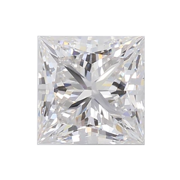 0.81 ct Princess Lab Grown Diamond