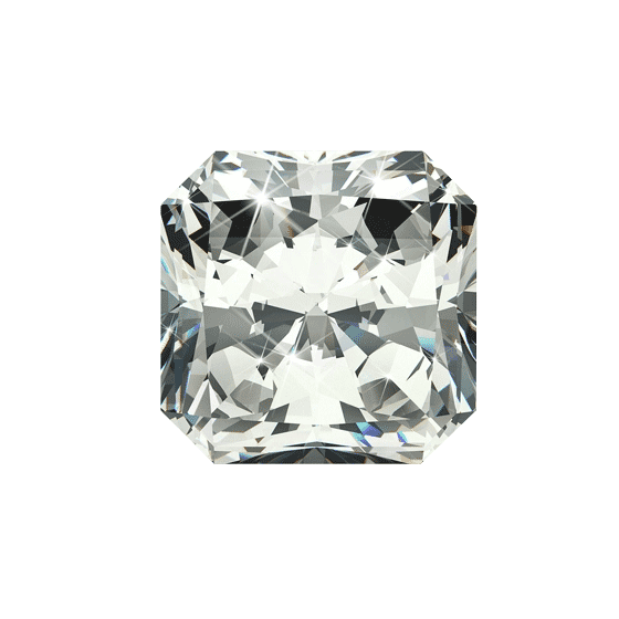 0.51 ct Radiant Lab Grown Diamond