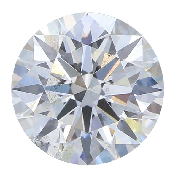 1.62 ct Round Lab Grown Diamond