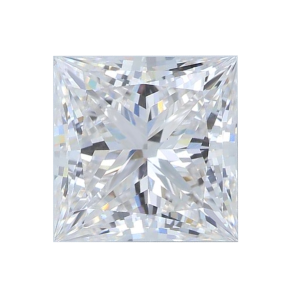 2.33 ct Princess Lab Grown Diamond