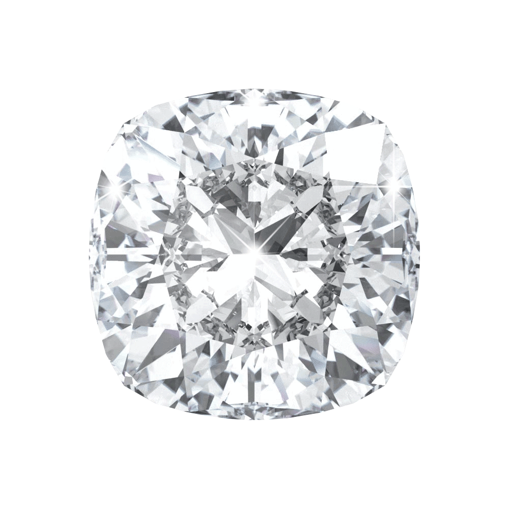 3.02 ct Cushion Lab Grown Diamond