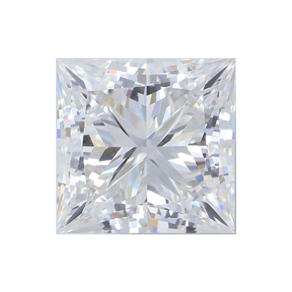2.09 ct Princess Lab Grown Diamond