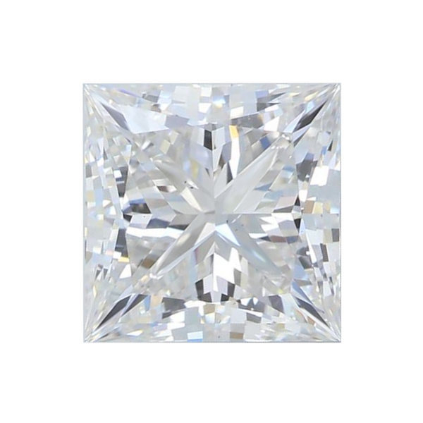 2.06 ct Princess Lab Grown Diamond