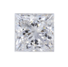 1.19 ct Princess Lab Grown Diamond